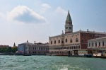 Approaching St. Mark's Square and the Ducal Palace
